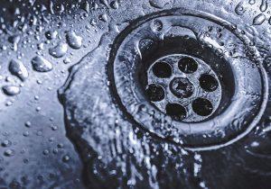 drain-water-draining